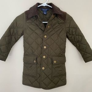 Ralph Lauren Boys Spring Jacket Quilted Size 5